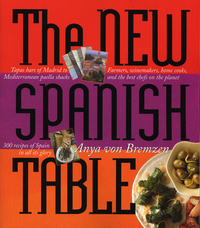 Jacket Image For: The New Spanish Table