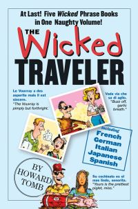 Jacket Image For: The Wicked Traveler
