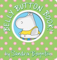 Jacket Image For: Belly Button Book