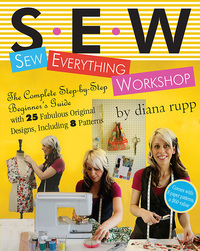 Jacket Image For: S.E.W. Sew Everything Workshop