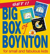 Jacket Image For: Big Box of Boynton  WITH