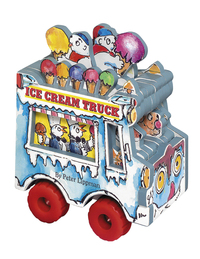 Jacket image for The Ice Cream Truck
