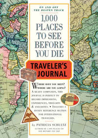 Jacket Image For: 1000 Places to See Before You Die Traveller's Journal