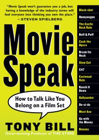 Jacket Image For: Movie Speak