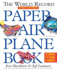 Jacket Image For: The World Record Paper Airplane Book