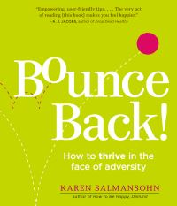 Jacket Image For: The Bounce Back Book