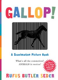 Jacket Image For: Gallop!