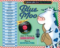 Jacket Image For: Blue Moo