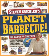 Jacket image for Planet Barbecue