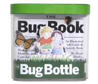 Jacket Image For: The Bug Book and Bottle Kit