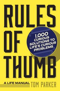 Jacket Image For: Rules of Thumb