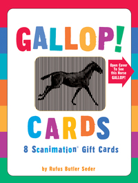 Jacket Image For: Gallop! Cards