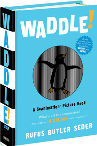 Jacket Image For: Waddle!