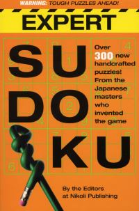 Jacket Image For: Expert Sudoku
