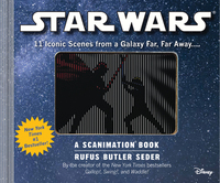 Jacket Image For: Star Wars: A Scanimation Book
