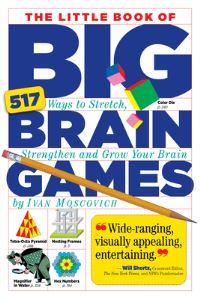 Jacket image for The Little Book of Big Brain Games