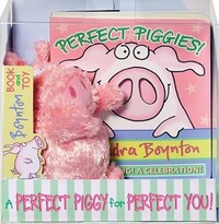 Jacket image for Perfect Piggies!