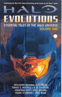 Jacket Image For: Halo: Evolutions v. 1