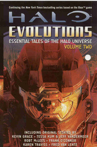 Jacket Image For: Halo: Evolutions Volume 2