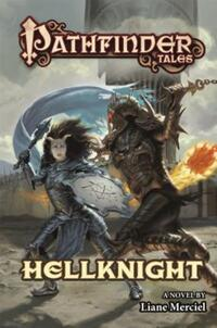 Jacket Image For: Pathfinder Tales: Hellknight