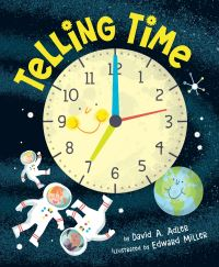 Jacket Image For: Telling Time