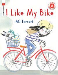 Jacket Image For: I Like My Bike