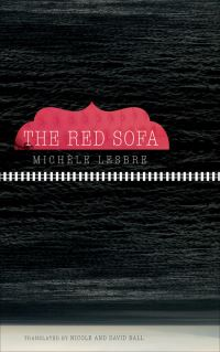 Jacket image for The Red Sofa