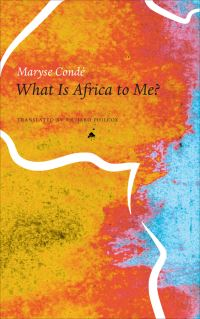 Jacket image for What is Africa to Me?