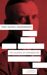 Jacket image for Silences of Hammerstein