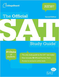 Jacket Image For: The Official SAT Study Guide