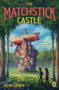 Jacket Image For: The Matchstick Castle