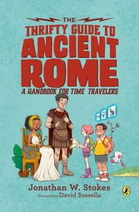 Jacket Image For: The Thrifty Guide to Ancient Rome