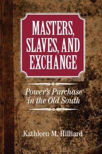 Masters, slaves, and exchange