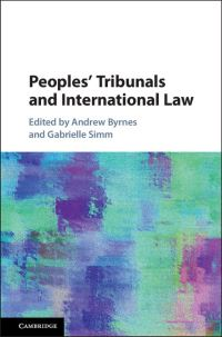 Peoples' tribunals and international law