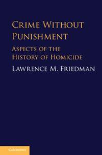 Crime without punishment