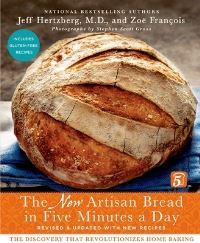 Jacket Image For: The New Artisan Bread in Five Minutes a Day