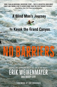 Jacket image for No Barriers