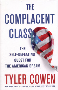 Jacket Image For: The Complacent Class