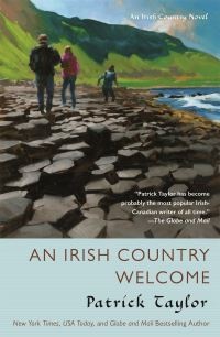 Jacket Image For: An Irish Country Welcome