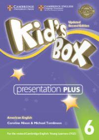Kid's Box Level 6 Presentation Plus DVD-ROM American English