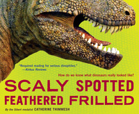 Jacket Image For: Scaly Spotted Feathered Frilled