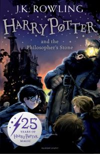 Jacket image for Harry Potter and the philosopher's stone