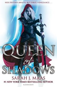 Jacket image for Queen of shadows