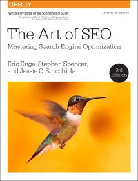 Jacket image for The Art of SEO