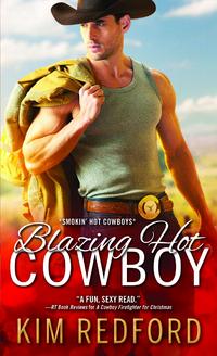 Jacket Image For: Blazing Hot Cowboy