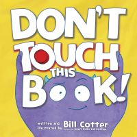 Jacket Image For: Don't Touch This Book!