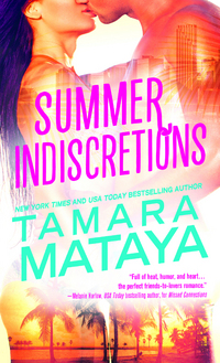 Jacket Image For: Summer Indiscretions