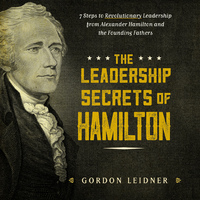Jacket Image For: Leadership Secrets of Hamilton