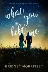 Jacket Image For: What You Left Me
