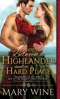 Jacket Image For: Between a Highlander and a Hard Place